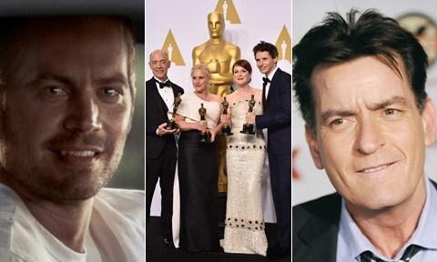 Những sự kiện nổi bật của điện ảnh thế giới năm qua