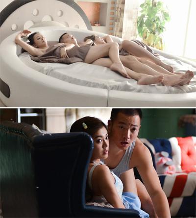 Những cảnh nhạy cảm gây ồn ào màn ảnh Hoa ngữ