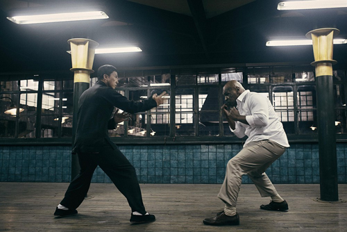 11 phim võ thuật giúp Chân Tử Đan 'tiếu ngạo xưng hùng'