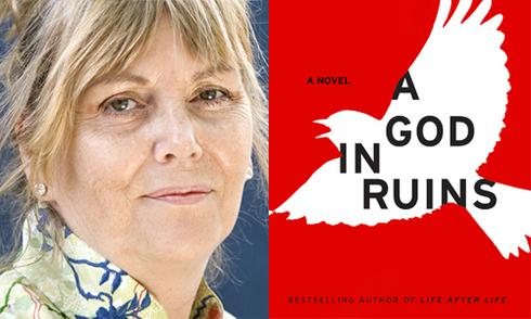 Nữ văn sĩ Anh lập kỷ lục ba lần thắng giải 'Costa Book'