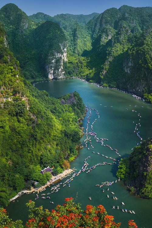 Gần 1.000 nhiếp ảnh khám phá vẻ đẹp Việt