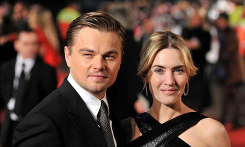 20 năm gắn bó của Leonardo DiCaprio và Kate Winslet