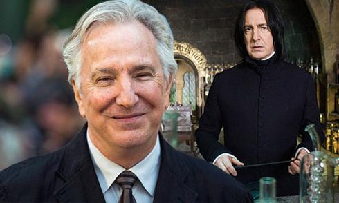 Tài tử đóng vai Thầy Snape trong 'Harry Potter' qua đời