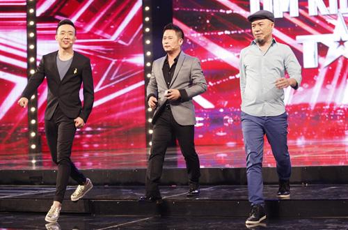 Bằng Kiều làm giám khảo khách mời Vietnam's Got Talent 2016