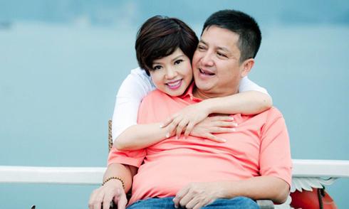 Chí Trung: 'Ở nhà, tôi là quân hầu của vợ'