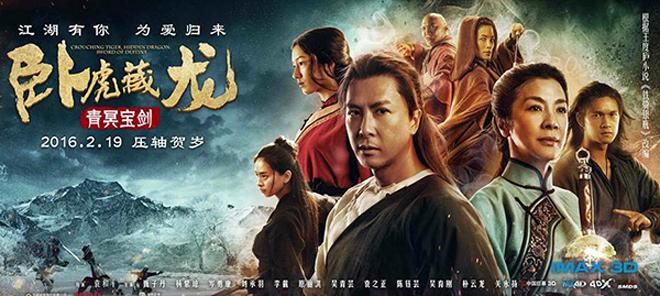 Phim Ngoạ Hổ Tàng Long 2: Mệnh Kiếm