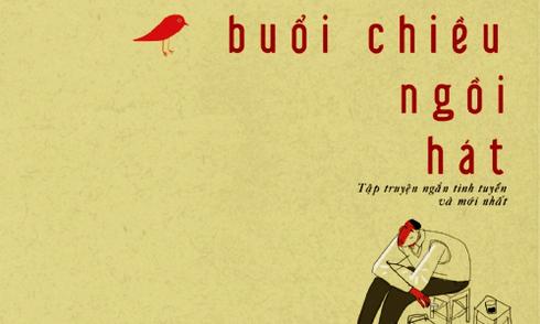 Nguyễn Việt Hà ra mắt tuyển tập truyện ngắn
