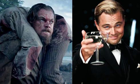 Leonardo DiCaprio biến hóa xuyên 150 năm trên màn ảnh