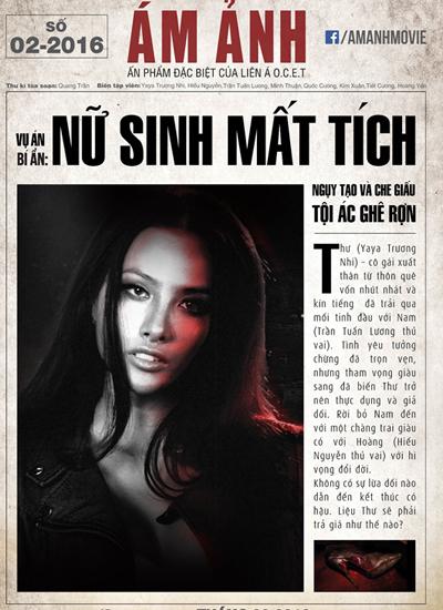 'Ám ảnh' - phim kinh dị Việt duy nhất ra rạp dịp Tết