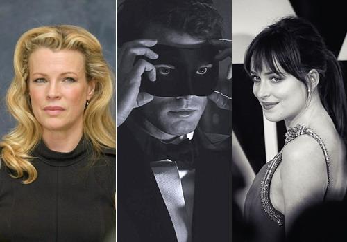Kim Basinger vào vai 'cô giáo bạo dâm' trong '50 sắc thái'