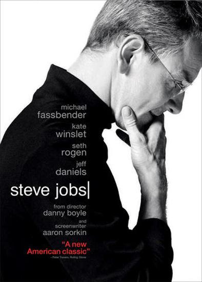 'Steve Jobs' - phim tiểu sử gai góc về huyền thoại Táo