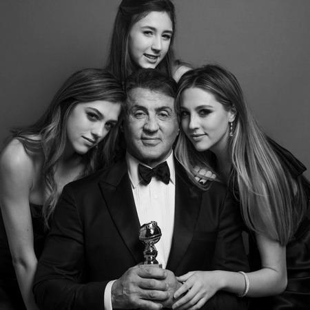 Sylvester Stallone và 40 năm gắn bó cùng huyền thoại Rocky