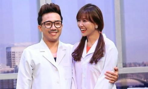 Trấn Thành công khai yêu Hari Won