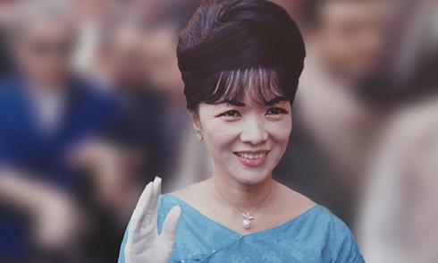 Sách về cuộc đời bà Trần Lệ Xuân phát hành ở Việt Nam