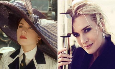 Kate Winslet – 'bông hồng Anh' vẫn tỏa hương sau hai thập kỷ