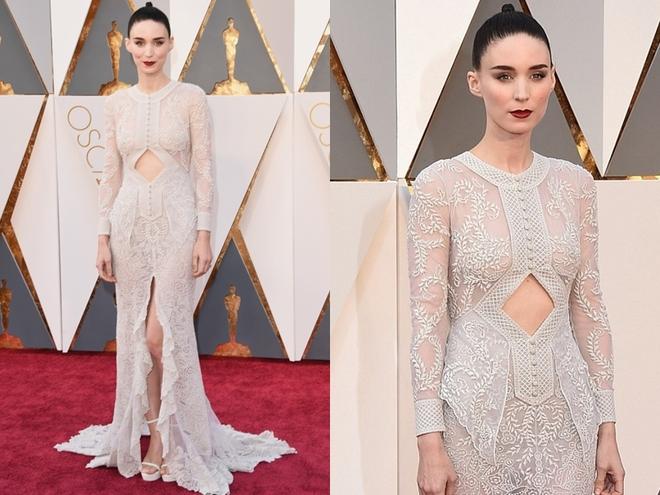 12 mỹ nhân mặc đẹp nhất thảm đỏ Oscar 2016
