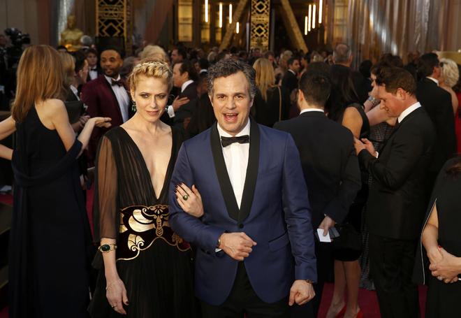 Những cặp sao đẹp nhất thảm đỏ Oscar 2016