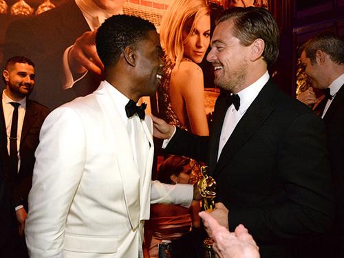 Dàn sao dự tiệc Oscar của Vanity Fair