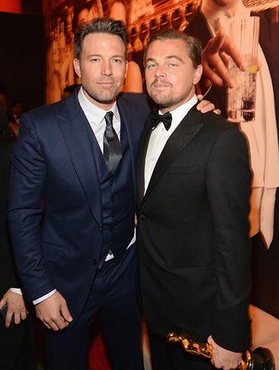 Leonardo DiCaprio tổ chức tiệc bí mật mừng Oscar