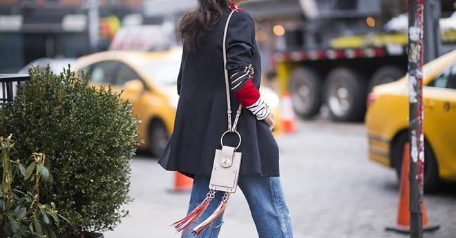 Mini Jane - chiếc túi gây 'sốt' trên đường phố Mỹ