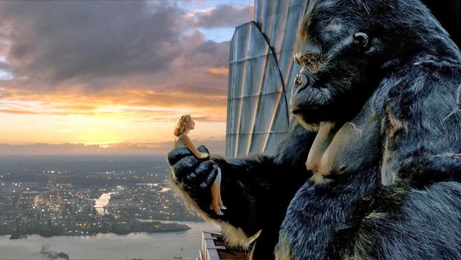 83 năm King Kong 'tiến hóa' trên phim trước khi đến bối cảnh VN