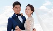 Lưu Thi Thi, Ngô Kỳ Long khoe ảnh cưới