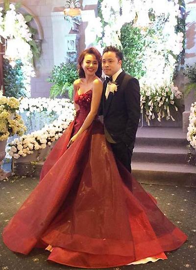 Lễ cưới của Victor Vũ - Đinh Ngọc Diệp được thắt chặt an ninh để đảm bảo tính riêng tư cho gia đình và bạn bè, quan khách.