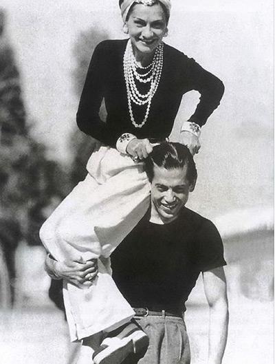 Coco Chanel và người tình Arthur Boy Capel