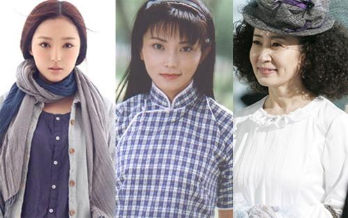 Vương Khiết Hy, Lý Ngọc, Kim Ja Ok (từ trái sang) dở dang sự nghiệp vì bệnh ung thư.
