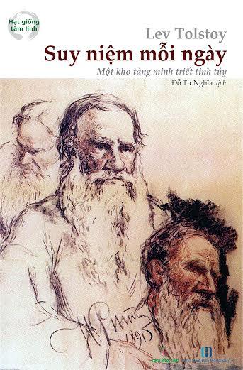 'Suy niệm mỗi ngày' - tuyệt tác cuối đời của Lev Tolstoy