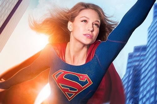 Melissa Benoist trong vai Supergirl thuộc dự án phim truyền hình cùng tên của CBS. Ảnh: Deadline.