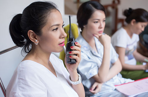 Dương Cẩm Lynh áp lực khi đóng cảnh khóc trước mặt Việt Trinh