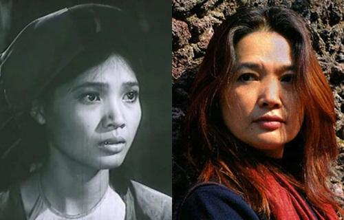 Dàn diễn viên phim 'Chị Dậu' sau gần 40 năm