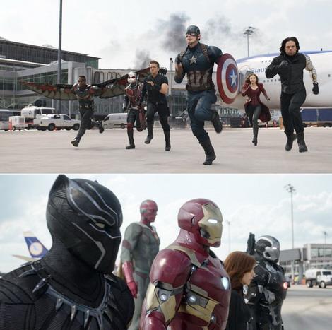 'Captain America: Civil War' - bom tấn nâng tầm đế chế Marvel