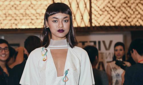 Quỳnh Mai bị phạt 22,5 triệu đồng vì thi chui Asias Next Top Model - ảnh 1