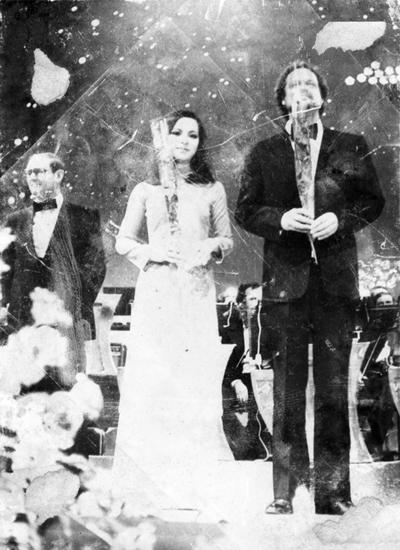 được mời dự Festival Dresden năm 1982 với tư cách khách mời danh dự