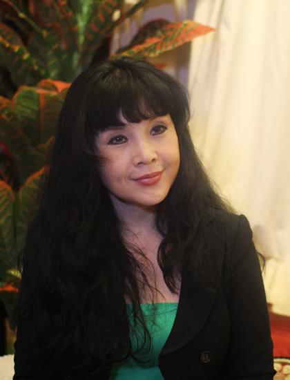 NSND Lan Hương: 'Tôi bỏ đi Trường Sa không phải vì chê khổ'