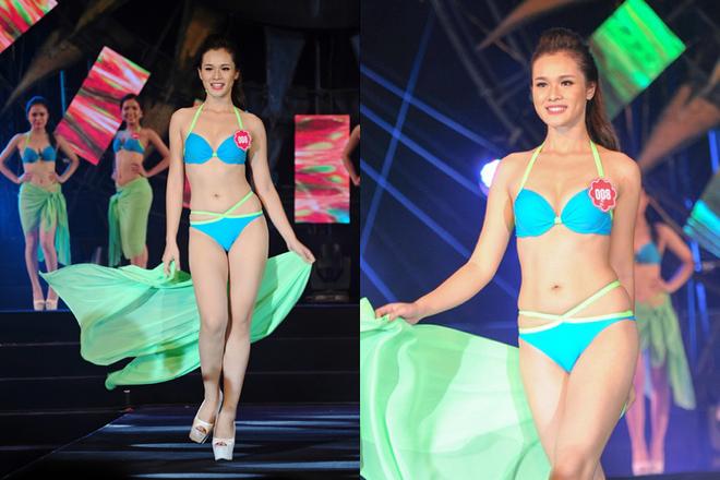 Thí sinh Hoa hậu Biển 2016 đọ dáng với bikini