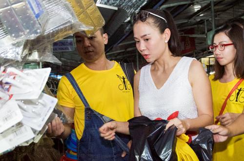 Thu Minh đồng hành cùng chiến dịch 'Hãy làm sạch biển'