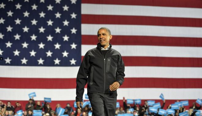 Phong cách thời trang của Tổng thống Obama