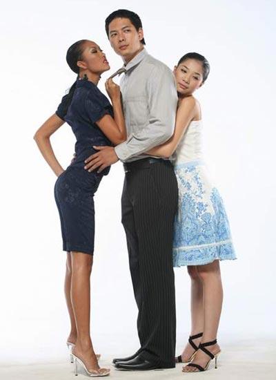 Vai diễn dài hơi đầu tiên của Bình Minh là vai trong bộ phim truyền hình dài tập