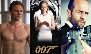 10 diễn viên được đồn đoán đóng James Bond kế tiếp