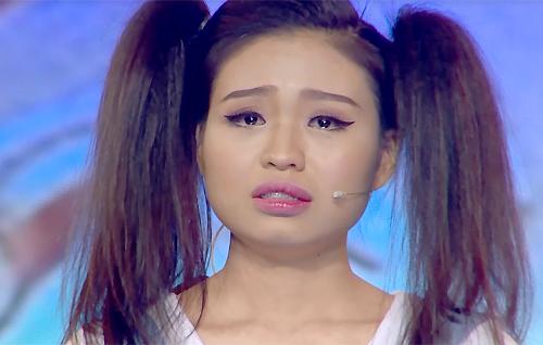 """Diễn viên Lê Lộc khi nhắc chuyện gia đình trong tập đầu tiên sắp phát sóng của chương trình """"Sao nối ngôi""""."""