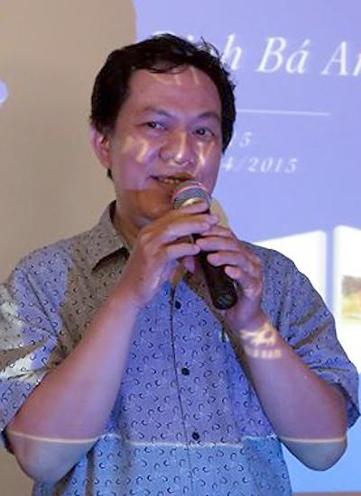 Tác giả Trần Tiễn Cao Đăng.