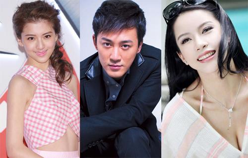 Các sao nam phong lưu đa tình của showbiz Hoa ngữ
