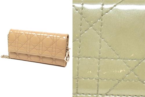 Túi xách dior làm từ những chất liệu gì