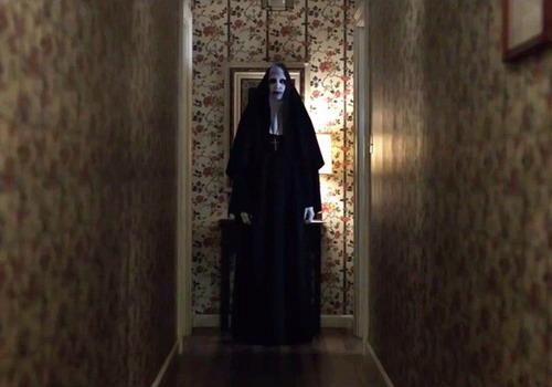 """Một cảnh rùng rợn trong """"The Conjuring 2""""."""