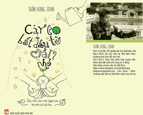 Trần Hùng John phản biện cách giáo dục trẻ con của bố mẹ Việt