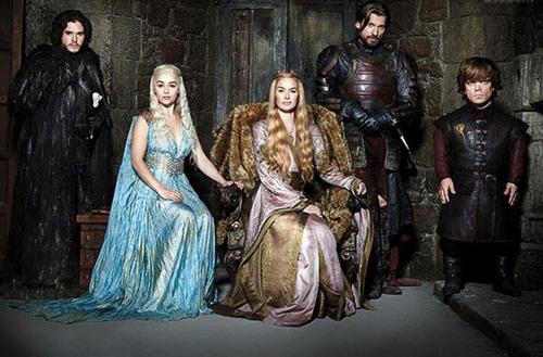 Dàn sao 'Game of Thrones' nhận thù lao kếch xù