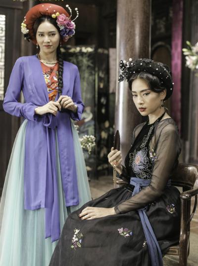 Ngô Thanh Vân chi 2 tỷ đồng làm váy áo cho 'Tấm Cám' thế nào